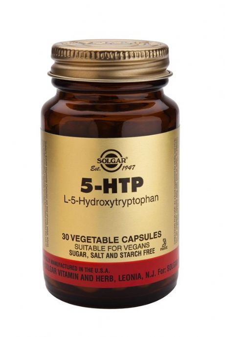 5-HTP 100 mg Vegetable Capsules | Harvest Health Store